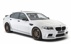 Картинка BMW, Hamann, 2012, White