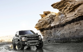 Картинка Ford, форд, Raptor, пикап, раптор, F-150