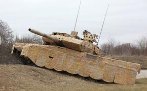 Картинка Германия, танк, камуфляж, бронетехника, военная техника, Leopard 2A7+