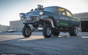 Картинка Chevrolet, Chevy, Gasser, Car Spotlight, Hot Rodding, gasser, welderup