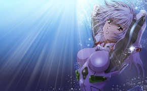 Обои Neon Genesis Evangelion, Евангелион, EVA