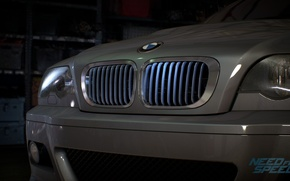 Картинка BMW, nfs, E46, нфс, Need for Speed 2015, this autumn, new era