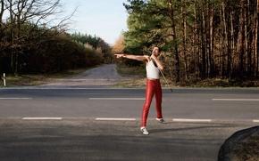 Картинка дорога, микрофон, фреди меркури, Freddie Mercury, поет