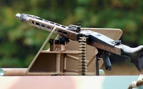 Картинка оружие, войны, пулемёт, немецкий, мировой, Второй, времён, MG 42, единый, (Maschinengewehr 42)