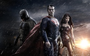 Картинка Wonder Woman, Batman, Бен Аффлек, Superman, Henry Cavill, Генри Кавилл, Галь Гадот, Gal Gadot, Ben ...