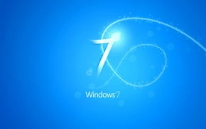 Обои Windows, Windows7, Seven