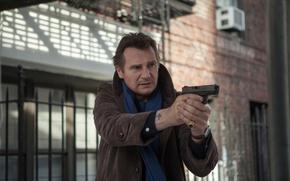 Картинка Liam Neeson, Прогулка среди могил, Люди боятся не того, чего стоит бояться, A Walk Among …
