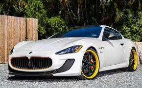 Картинка Maserati, GranTurismo, Wheels, Forgiato