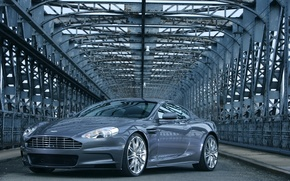 Обои конструкция, Aston Martin, DBS
