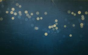 Картинка поверхность, круги, синий, трещины, цвет, текстура, texture