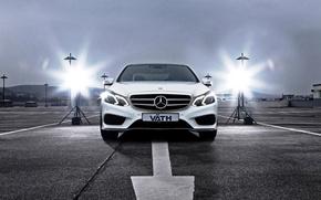Обои 2015, Mercedes-Benz, мерседес, V50, VATH, E-Klasse, W212