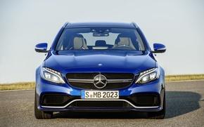 Картинка Mercedes, estate, Amg S 63