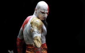 Картинка God of war, model, men, costume play