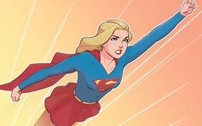 Картинка DC Comics, Kara Zor-El, Super Girl