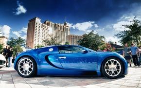 Картинка supercar, Bugatti Veyron, luxury