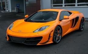 Картинка McLaren, Orange, Sport, 220, High