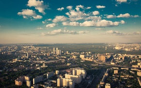 Картинка Город, Москва, Пейзаж