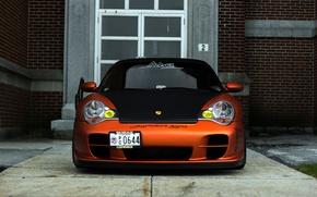 Картинка Porsche, порше, GT3, front, 991