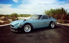 Обои Classic, CCW, Nissan, Ниссан, Fairlady, 280Z, 240Z, S30