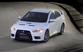 Обои Lancer, Evolution, мицубиси, Mitsubishi, лансер
