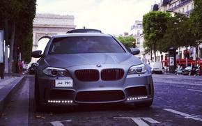 Картинка BMW, БМВ, Paris, Hamann, F10