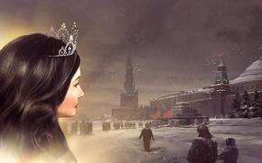 Картинка Кремль, Sid Meier's Civilization V, Екатерина II, Цивилизация