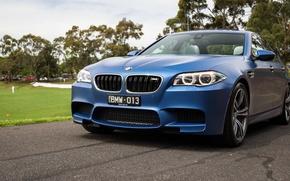 Картинка бмв, BMW, седан, F10, Sedan