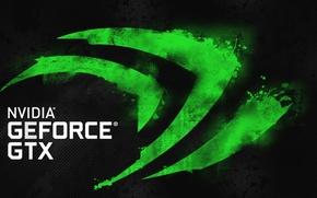 Картинка GTX, Nvidia, Geforce