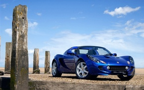 Обои машина, спорткар, лотус, lotus elis