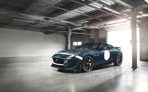 Картинка Jaguar, F-Type, Project 7, 2015