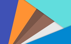 Картинка белый, линии, синий, желтый, голубой, текстура, геометрия, салатовый, коричневый, material