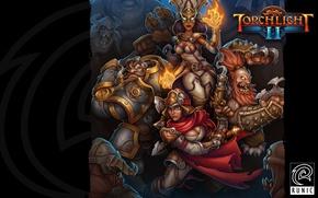 Картинка Torchlight 2, RPG, Runic games, hack & slash