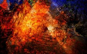 Картинка свет, абстракция, фон, цвет