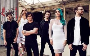 Картинка rock, Band, Jason Bovino, Michael Butler, Amy Sheppard, Australian band, Emma Sheppard, Dean Gordon, George …