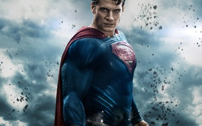 Картинка фантастика, костюм, постер, супергерой, комикс, Henry Cavill, Генри Кавилл, Batman v Superman: Dawn of Justice, …