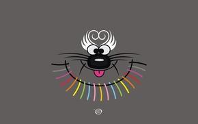 Картинка vector, colorful, fresh, digital, design, color, cool, pictures, portrait, images, radic, zelko, bfvrp