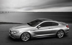 Картинка Concept, бмв, купе, BMW, концепт, Coupe, F13, 6-Series