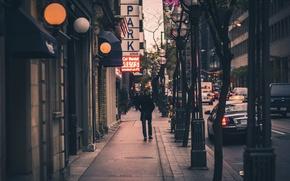 Картинка Канада, Toronto, Street Photography, Wellington Street