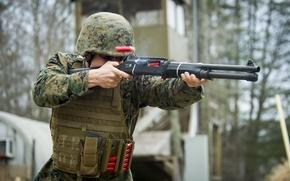 Картинка оружие, солдат, United States Marine Corps