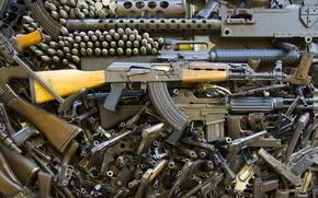 Картинка guns, crime, destruction, lawlessness