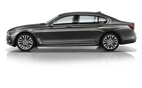 Картинка фон, бмв, BMW, 750Li, xDrive, 2015, Excellence, G12, Design Pure