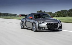 Картинка Audi, ауди, concept, turbo, 2015, clubsport