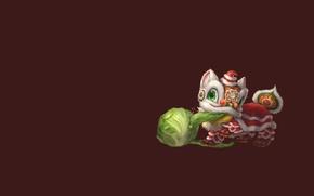 Картинка дракон, малыш, арт, Китай, детская