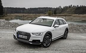 Обои ауди, allroad, Audi, универсал