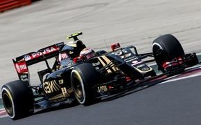 Картинка Lotus, Формула 1, Formula1, Team, Pastor Maldonado, E23