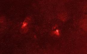 Картинка космос, звезды, туманности