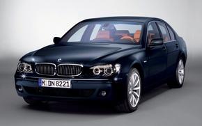 Картинка BMW, БМВ, wheels, литьё, бумер, семерка, дизель, 7 series, 730d, литые диски, биммер, 7 серия, ...
