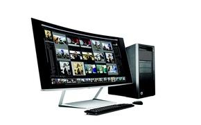Обои PC, monitor, HP Z840, HP, HP Z840 Desktop Workstation, HP Z840 Workstation, workstation, computer, CPU