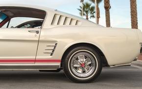 Картинка цвет, Ford Mustang, 1965