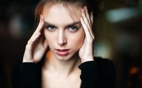 Картинка портрет, прелесть, Вика, Виктория Вишневецкая